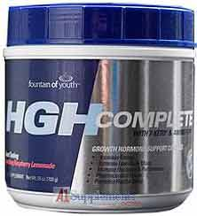 HGH Complete Fountain of Youth