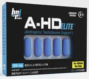 A-HD Elite packaging