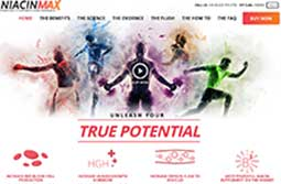 NiacinMax website