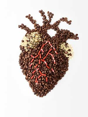 Coffee Caffeine Heart