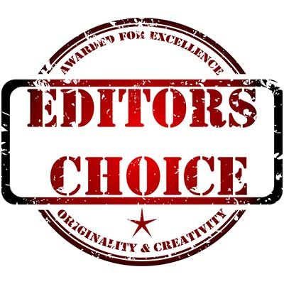 Editor's Choice Stamp