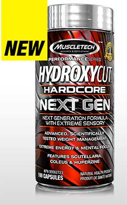 HydroxyCut Hardcore International
