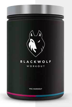 Blackwolf Workout Container