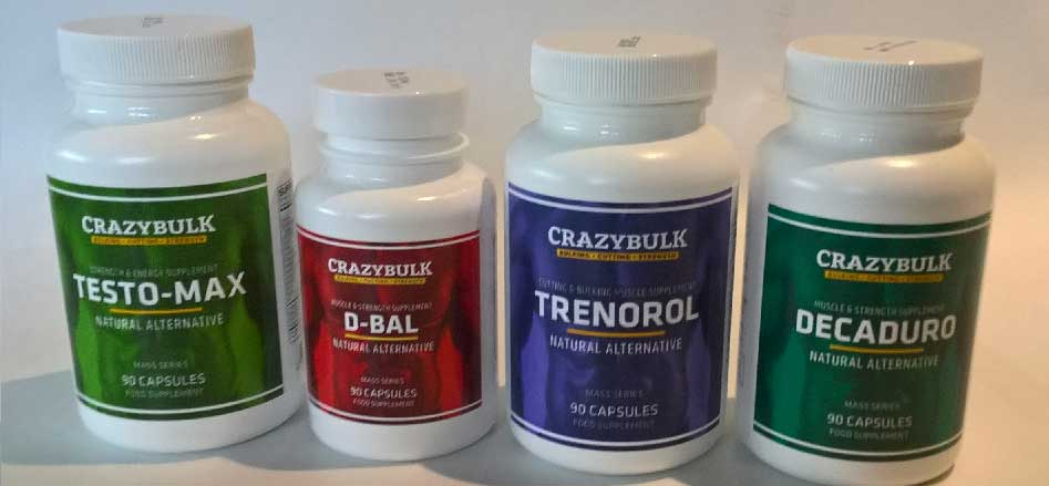 CrazyBulk Stacks